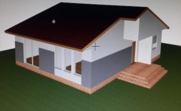 Ja si do të duket shtepia që do të ndërtohet për Familjen nga Dragashi