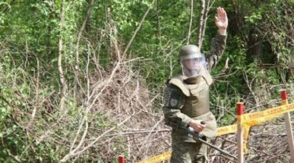 FSK deminon një mjet të pashpërthyer në Dragash