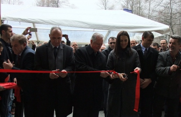 """Inaugurohet Hidrocentrali """"Brodi 2"""" në Dragash"""