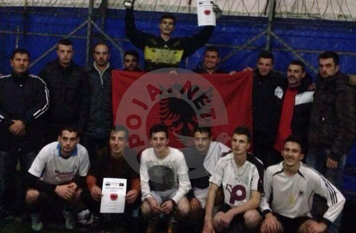 """Turneu në futboll të vogël për """"28 Nëntor"""" në Opojë"""