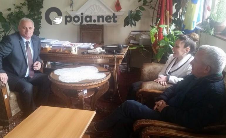 Ambasadori i Turqisë dhe Shqipërisë vizituan KK- në Dragash