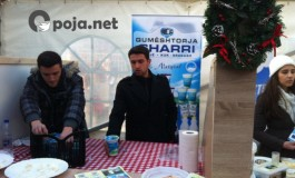 Djathi i Sharrit dominon në Panairin Dimëror në Prishtinë