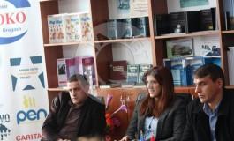 """Ganimete Musliu sot qëndroi në Qendrën Rinore """"Avoko"""" në Dragash"""
