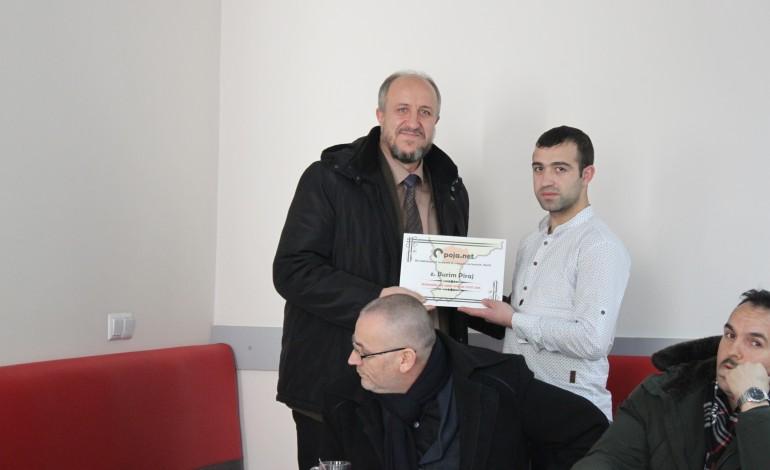 Burim Piraj, biznesmeni i vitit në Opojë