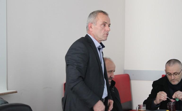 Emin Kolloni, politikani i vitit në Opojë