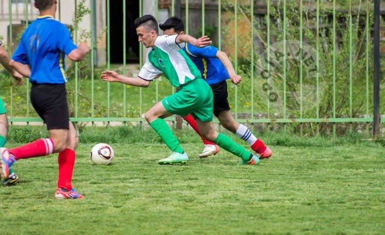 Talenti opojar në prova te skuadra bullgare e futbollit