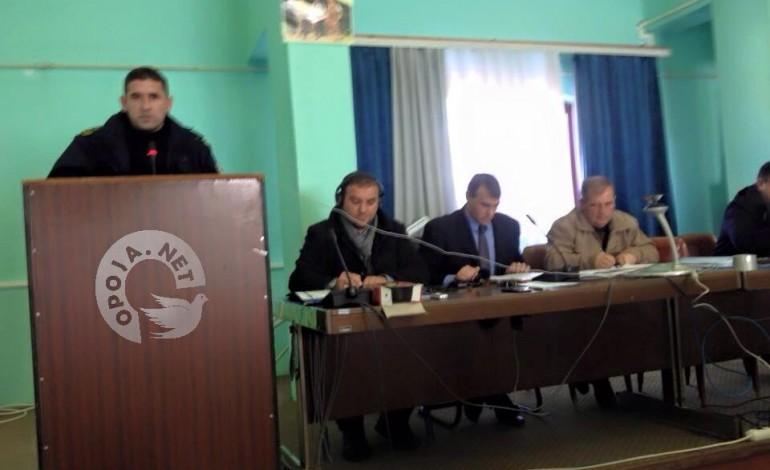 Komandanti, Shaqir Uka, prezantoi raportin me statistika pozitive