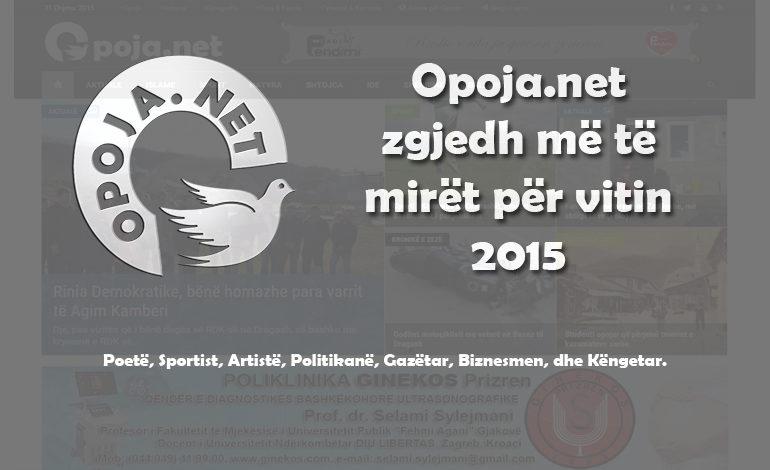 Përfundon sondazhi në Portalin Opoja.net, ja fituesit
