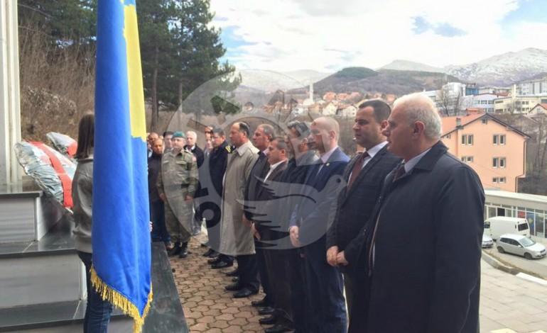 Festa e 8 vjetorit të Pavarësisë në Dragash
