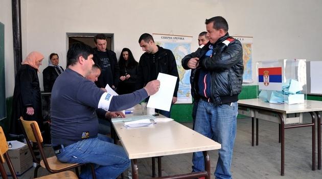 Sot po mbahen zgjedhjet Sërbe edhe në Gorë të Dragash-it