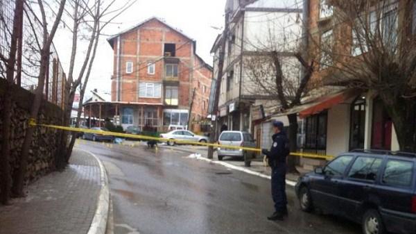 Aksident me fatalitet në hyrje të Prizrenit
