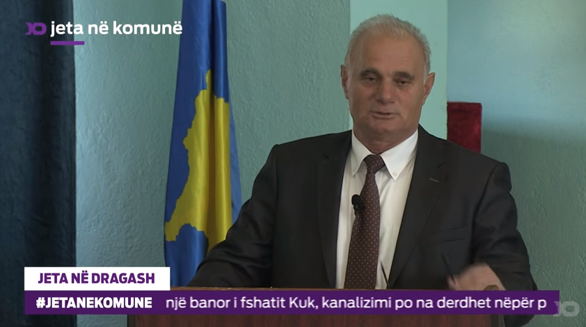 Kryetari i Dragashit në Gjykatë për keqpërdorim të pozitës zyrtare