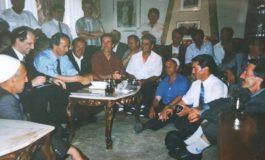 """Rezidenca e Ibrahim Rugovës e """"shndërruar"""" në odë burrash"""