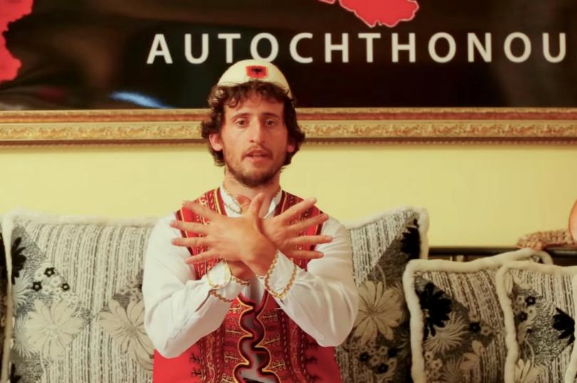 """Këngë për flamurin """"Autochtonous"""" dhe Ballistin (Video)"""