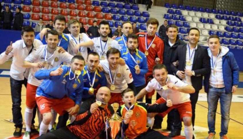 Kampioni i Kosovës në futsall debuton me fitore në UEFA