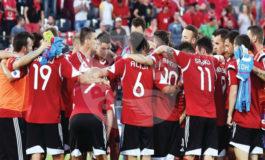 """Shqipëria """"sundon"""" Turqinë në miqësoren e Antalyas"""