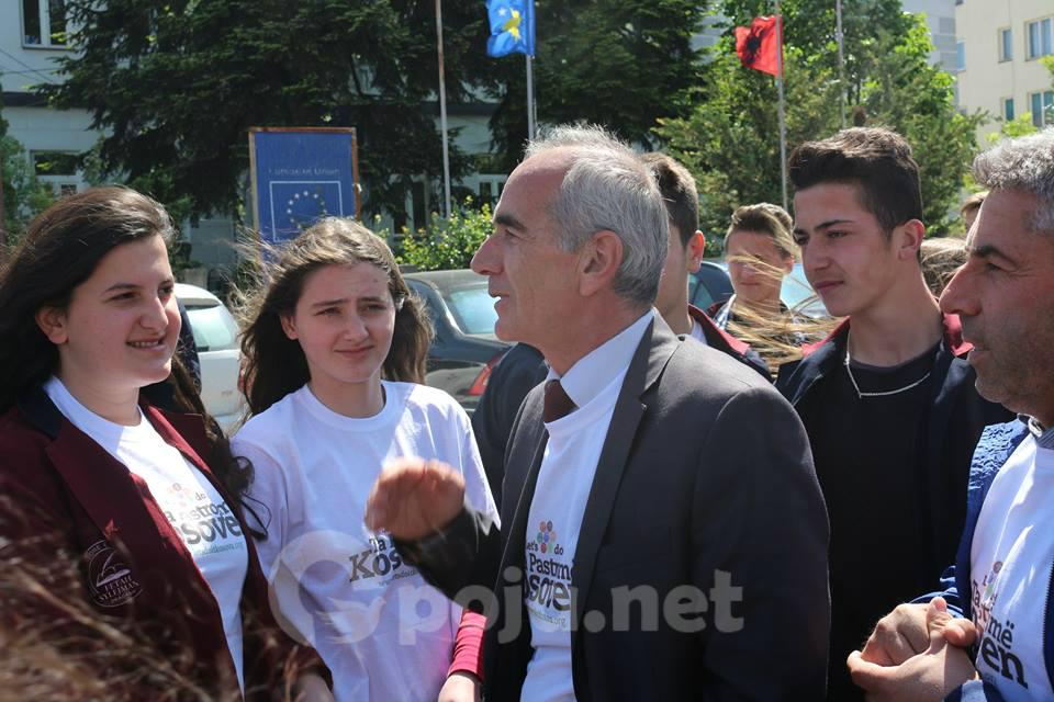 Hajri Ramadani - Drejtori komunal i Arsimit në Dragash