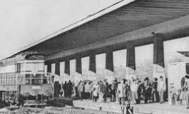 Plaku i nderuar dhe udhëtarët e trenit