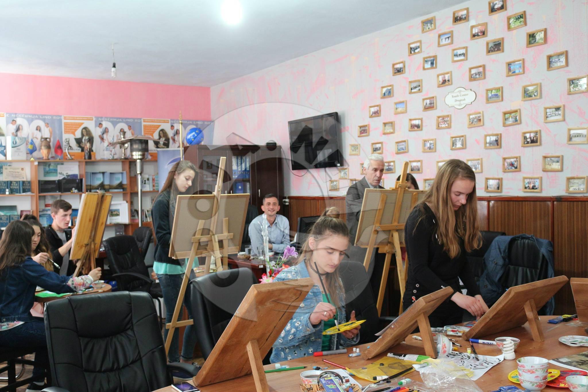 Aktivitete rinore në Sharr, Ekspozitë në Muzeun Etnologjik