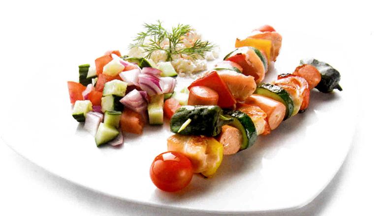 Mish pule dhe perime në shtizë