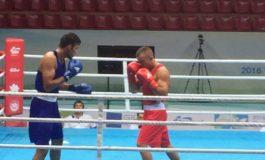 Armend Xhoxhaj mposht boksierin indian në Botërorin në Baku