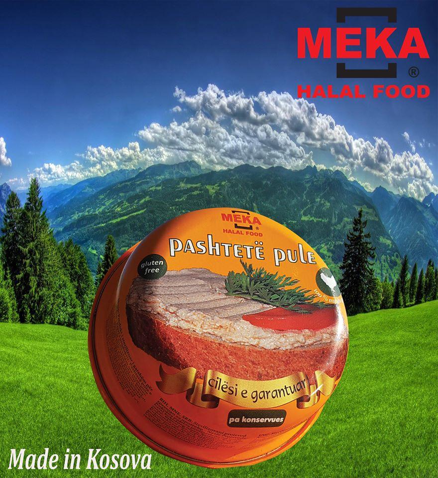 Meka Halal Food 300