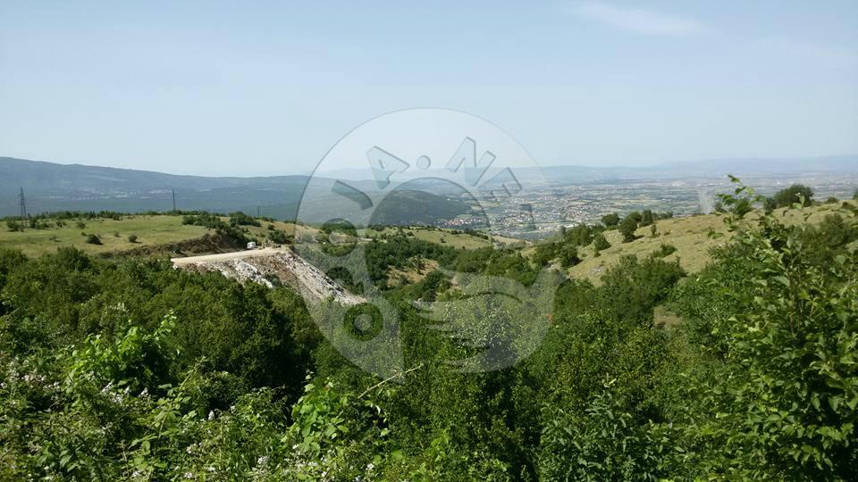 Kërkohet mbyllja e deponisë së mbeturinave në rrugën Zhur-Dragash