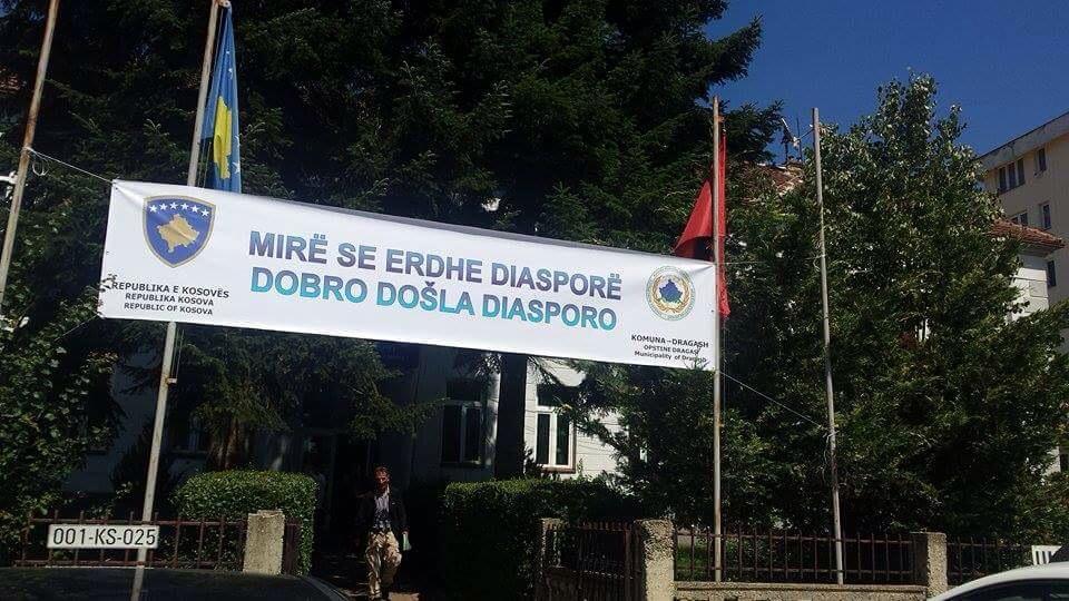Dragashi pret diasporën me aktivitete kulturore dhe panairin e produkteve vendore