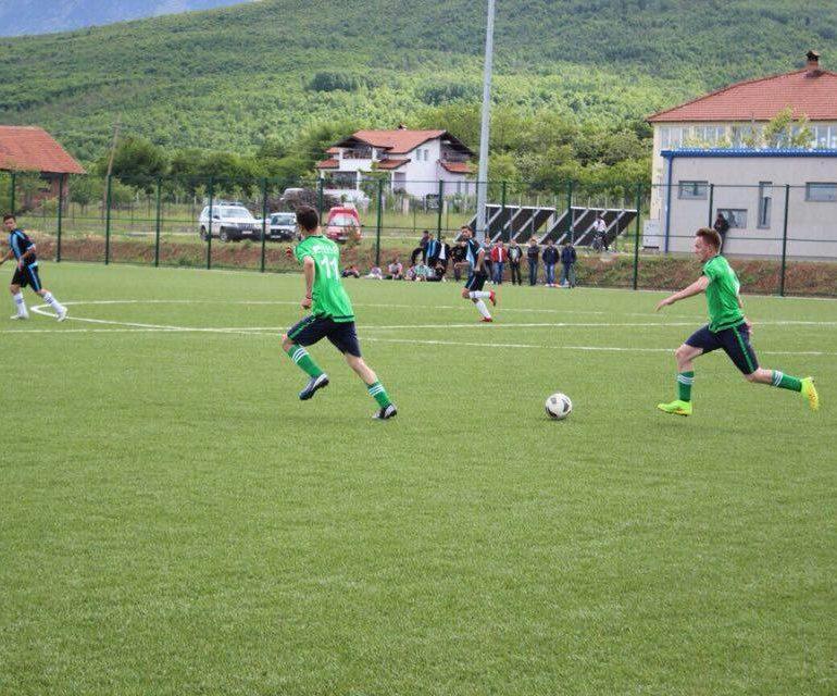 Nazim Hajrullahi, ky talent i madh i futbollit që po ja zbardhë fytyrën Opojës