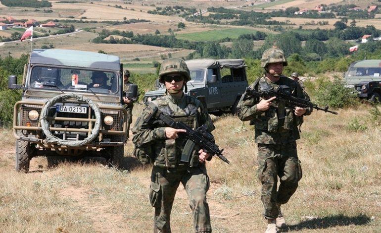 Ushtrime të KFOR-it Turk nëpër Komunën e Dragashit