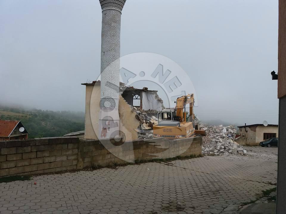 Ndihmo në ndërtimin e Xhamisë në fshatin Buçe