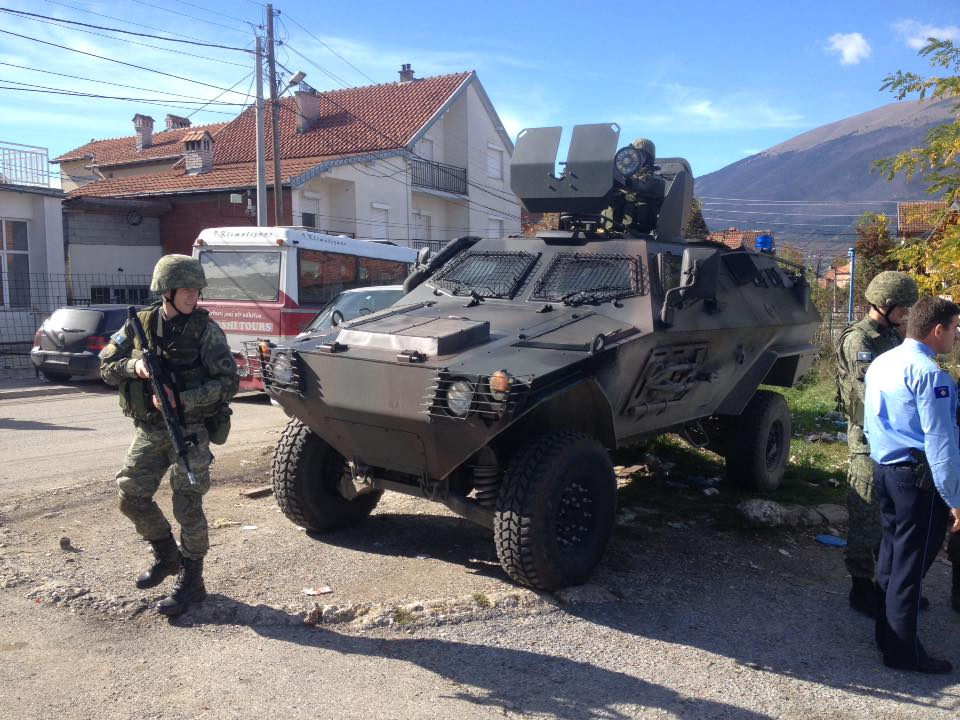 FSK-ja në Dragash, ushtroi aftësit e veta ushtarake