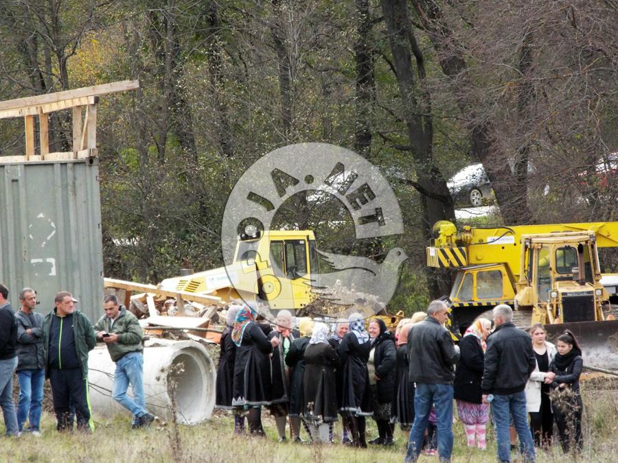 Banorët e Vranishtës së Dragashit kundërshtojnë ndërtimin e hidrocentralit