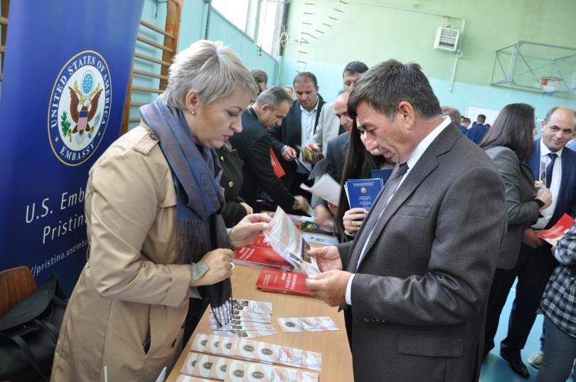 """Në Dragash promovohet programi """"Amerika me Kosovën"""""""