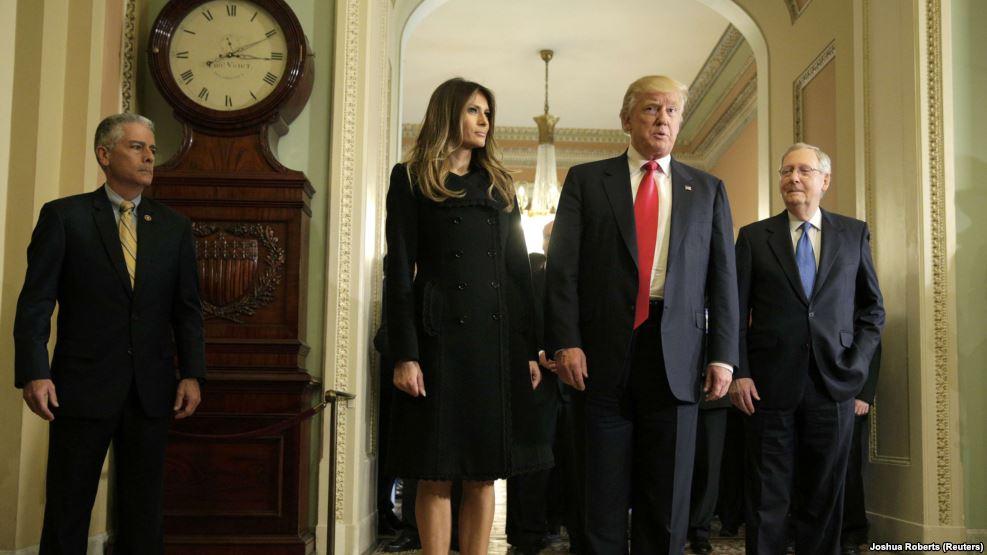 Trump bën emërimet e para në kabinet