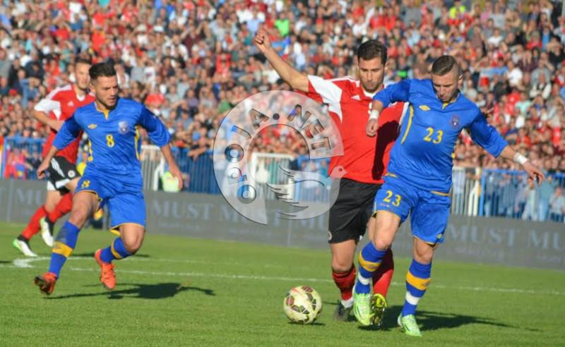 Renditja e re e FIFA-s – Kosova në pozitë rekorde, Shqipëria nuk ndryshon vend