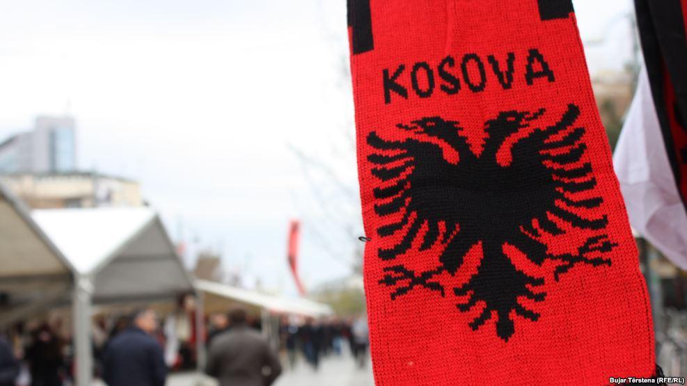 Shqiponja dykrerëshe, në zemrat e shqiptarëve në Kosovë