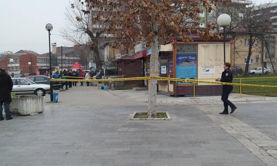 Vdes një person në Prizren – bie nga kati i katërt i ndërtesës