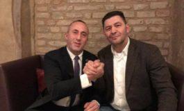 Luan Krasniqi takohet me Ramush Haradinajn