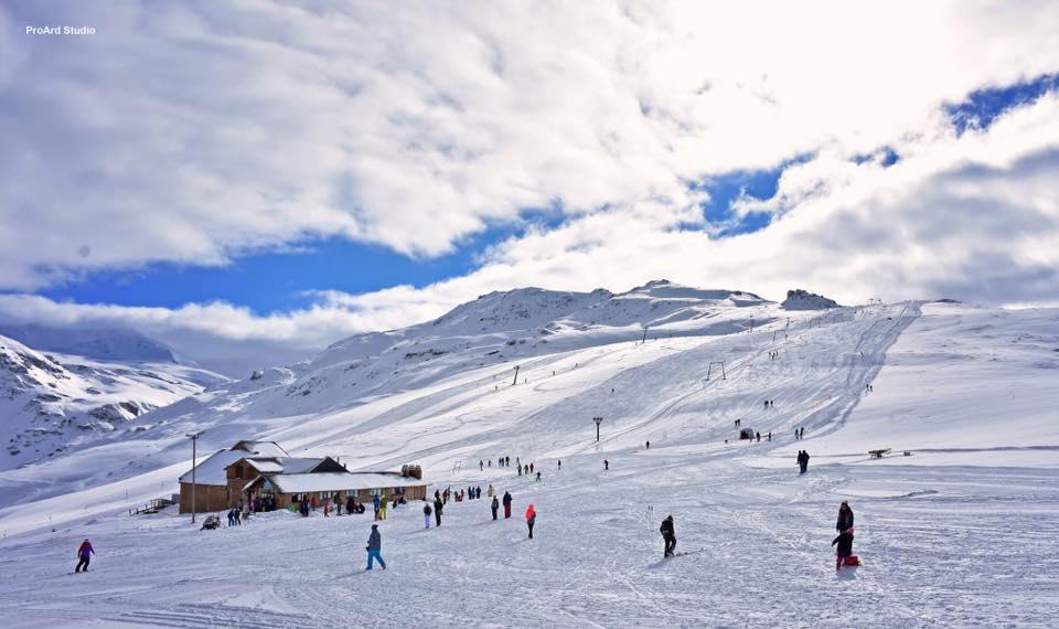 "Qendra e skijimit ""Arxhena"""