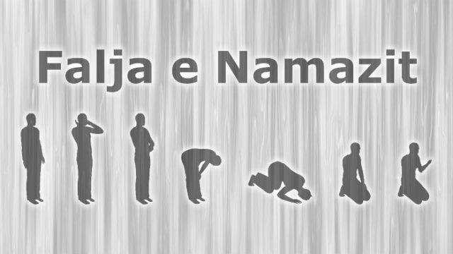 Emërtime shqipe të pesë kohëve të faljes islame
