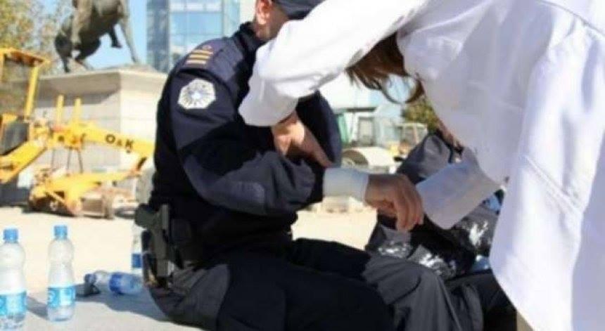 Lëndohet një polic në Prizren