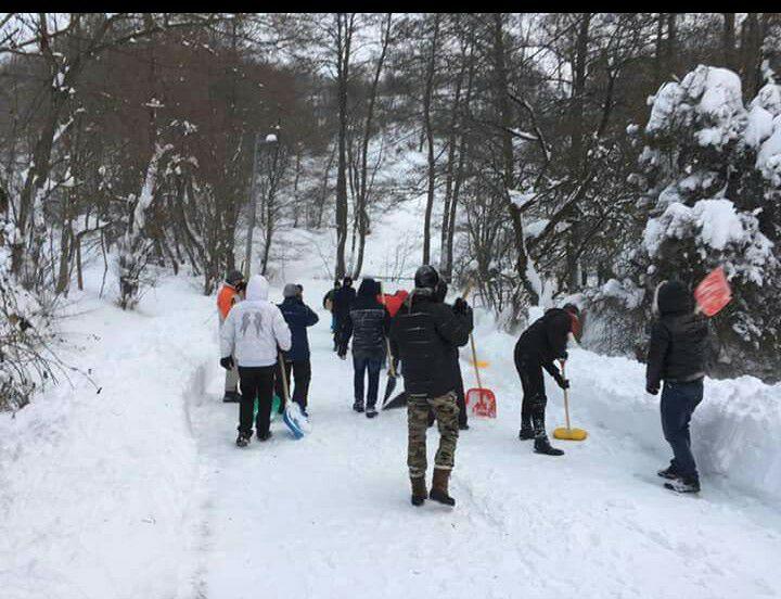 Nga Dragashi vjen alarmi për bllokadë nga bora, tash 30 orë pa rrymë
