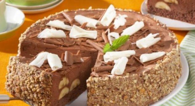 Torta më e shpejtë në botë, nuk ka nevojë të piqet