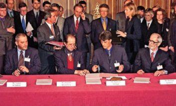 18 vjet nga Konferenca e Rambouillet