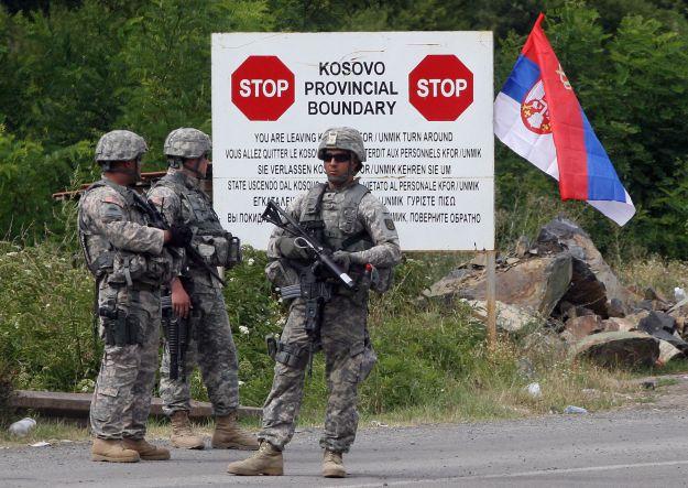 KFOR-i deklarohet për praninë e njësiteve ushtarake serbe në Veri