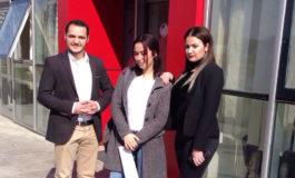 """Në Kolegjin """"Fama"""", Xhafer Haliti zgjedhet kryetar i Unionit studentor dega në Prizren"""