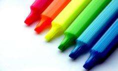 Çdo shkronjë është me ngjyrë!