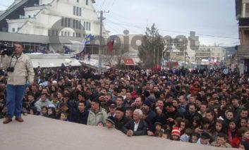 Dragash: Aktivitetet për nder të 11 vjetorit të Pavarësisë së Republikës së Kosovës, 17 Shkurtit