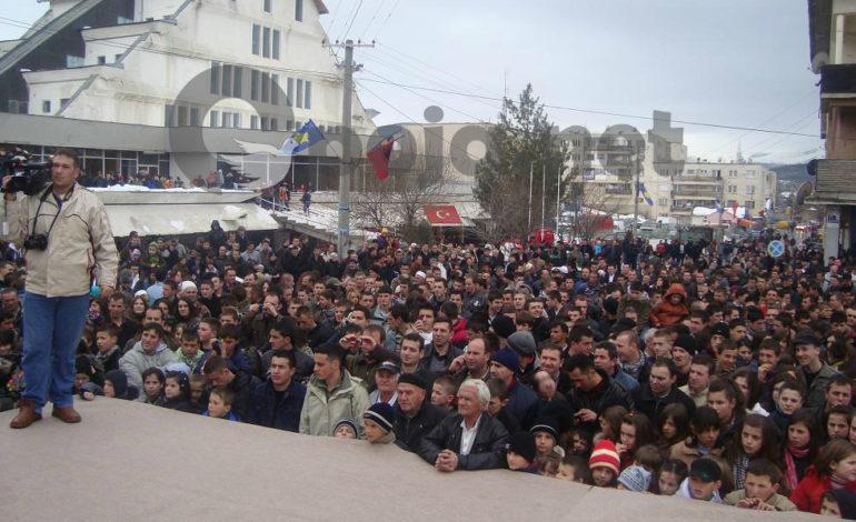 Si u festua Pavarësia e Kosovës në Dragash! (Foto)